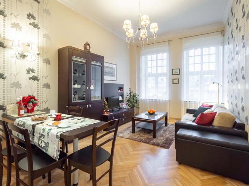 Апартаменты Comfort в Старом городе