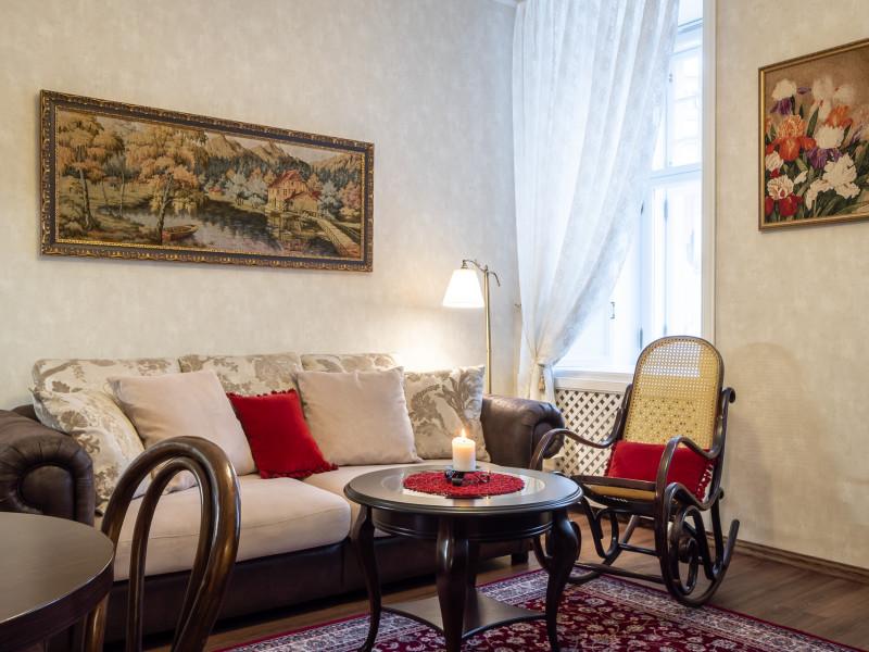 Classic апартаменты в Старом городе