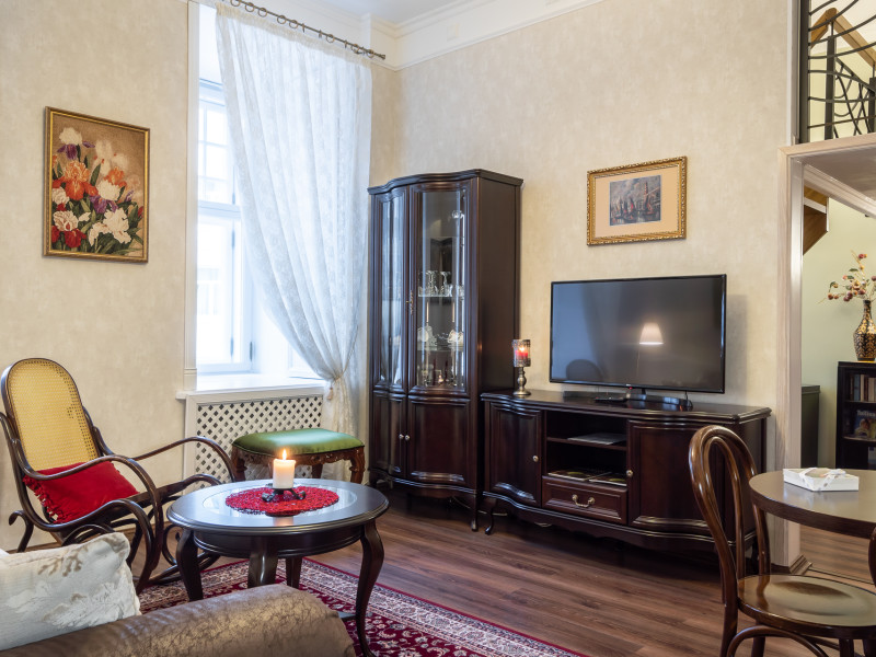Classic Apartment in Old Town