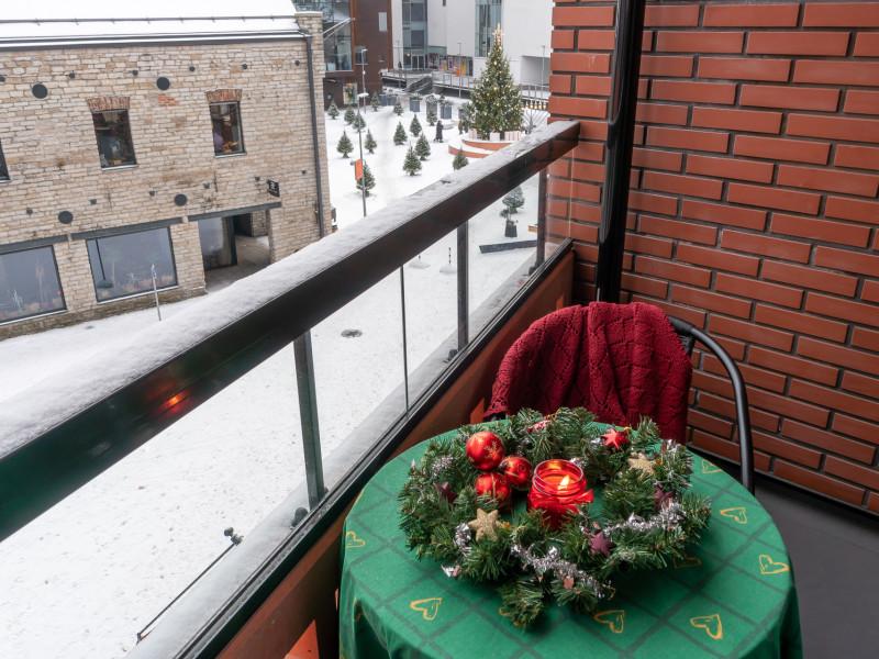 Апартаменты с 1 спальней в квартале Ротерманна